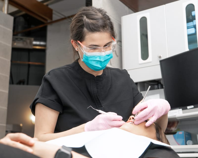 Dental Exams | Edmonton Dentist | Scotia Square Dentistry